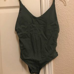 Onepiece swimsuit aerie